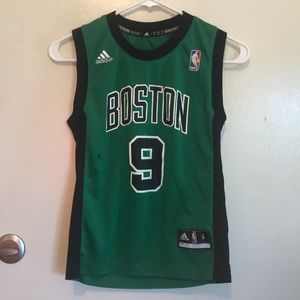 Adidas Rajon Rondo Celtics boys jersey